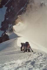 <h5>Biancograt, Piz Bernina</h5>